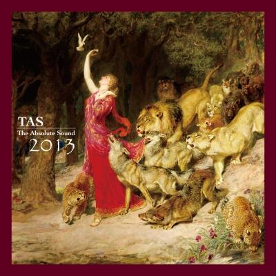 絕對的聲音TAS 2013 CD