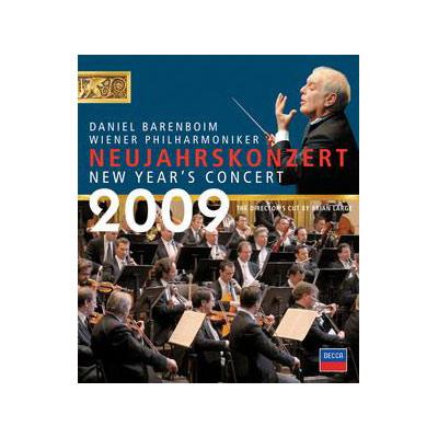 2009維也納新年音樂會 (藍光BD)