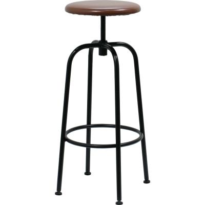 YOI傢俱 韋姆旋轉高腳吧台椅