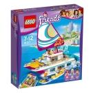 樂高LEGO Friends系列 - LT41317 陽光遊艇