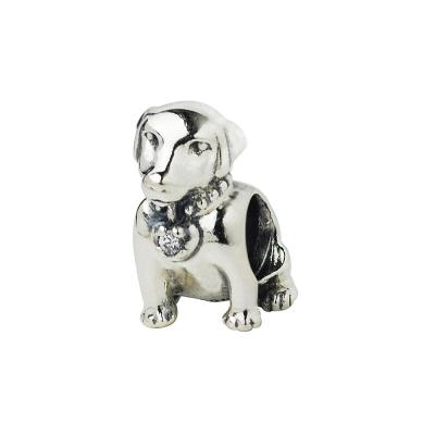 Pandora 潘朵拉 拉不拉多犬純銀垂飾