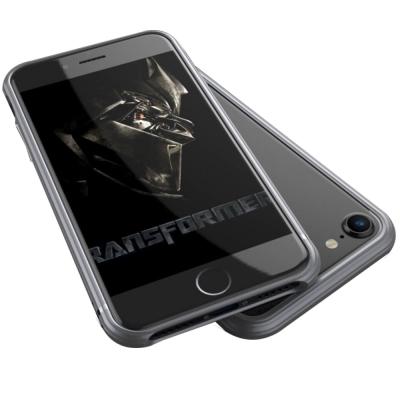 The tree iPhone 7 Plus棱派系列扣式雙料鋁合金邊框