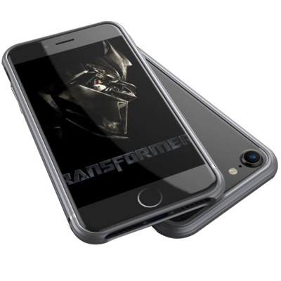 The tree iPhone 7 (4.7)棱派系列扣式雙料鋁合金邊框