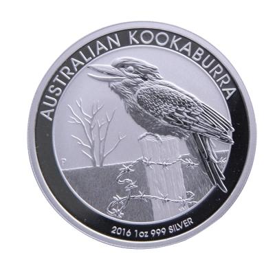 澳洲2016笑鴗鳥銀幣(1盎司)