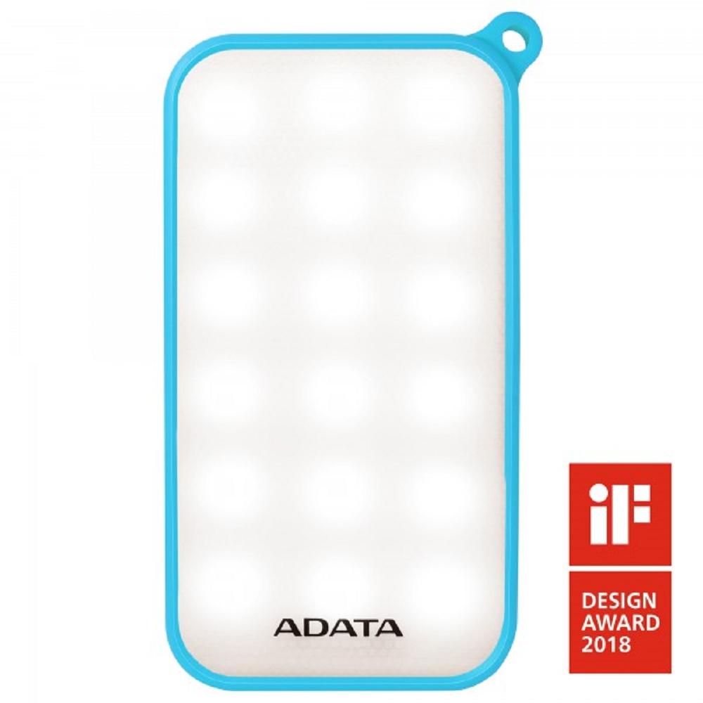 ADATA 威剛 D8000L 行動電源 8000mAh 藍色(額定容量5500mAh)