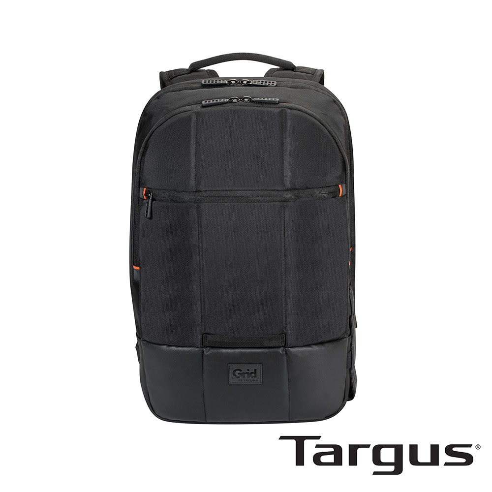 Targus GRID Essential黑盾I (27L) 16 吋電腦後背包
