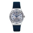 Swatch 51號星球機械錶 SISTEM NAVY 機械海軍手錶