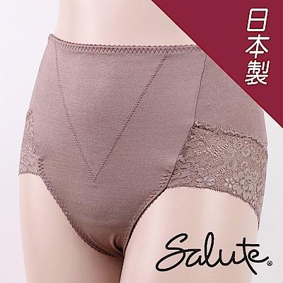 莎露-輕塑系列 M-L  包臀褲(咖啡) 穿搭首選-日本製