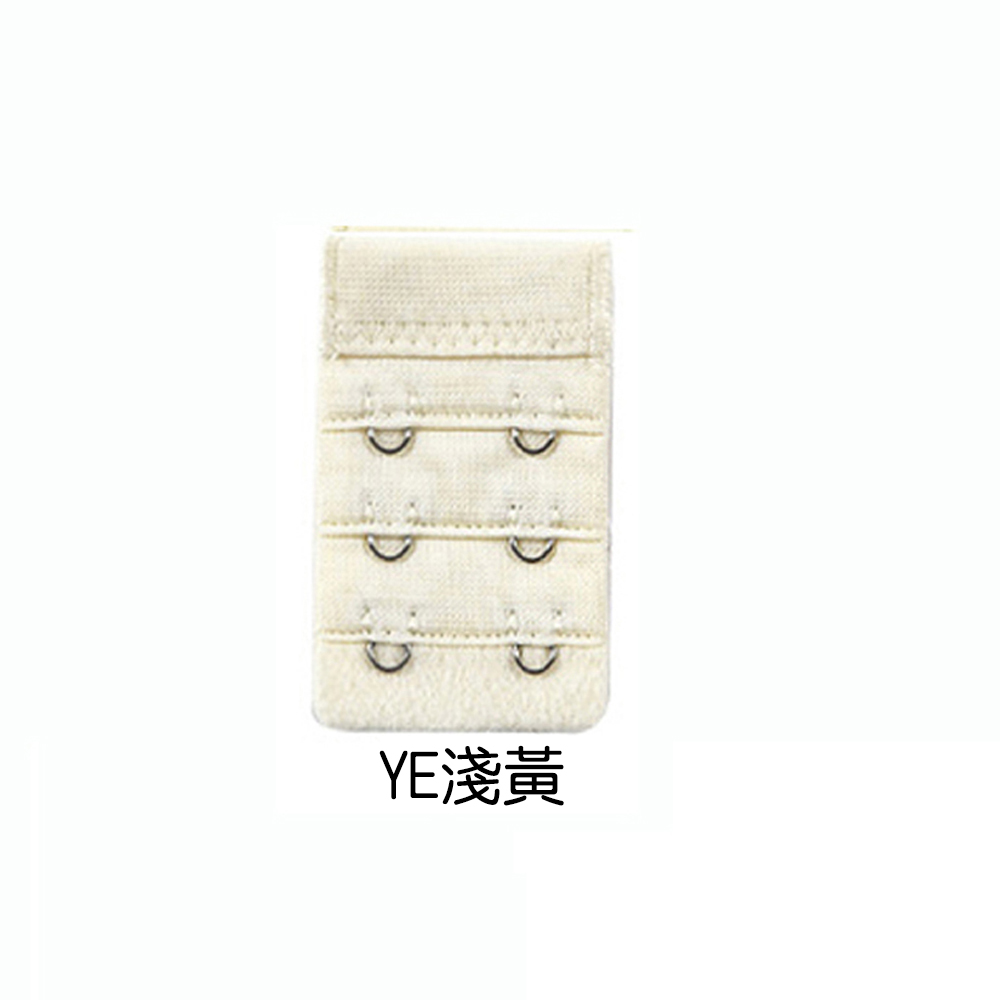 推EASY SHOP-百搭超人氣背鉤(淺黃)