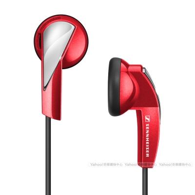 SENNHEISER-聲海-MX365-紅色版-Colou-It-Loud-耳塞式耳機
