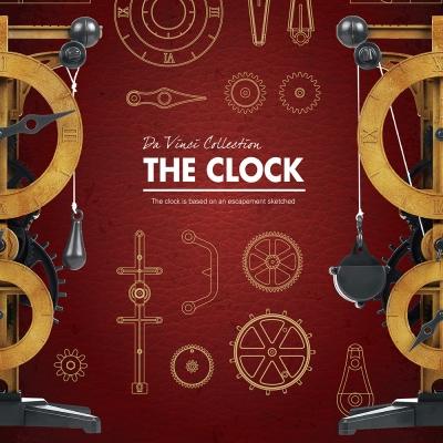 賽先生科學 收藏達文西 機械鐘