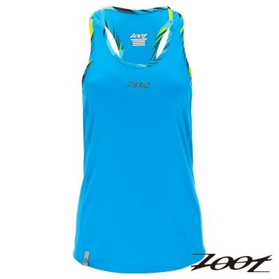 ZOOT 頂級極致型凍感運動背心(女) Z1604001(沁藍)