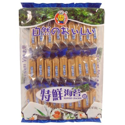 日日旺-特鮮海苔餅-350g