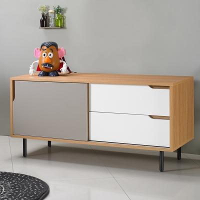 Homelike 米亞4尺電視櫃-121x45x58cm