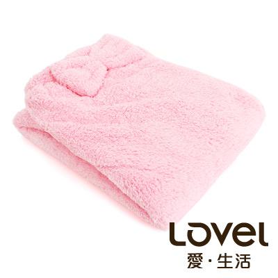 LOVEL  7倍強效吸水抗菌超細纖維浴裙(共9色)
