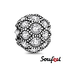 SOUFEEL索菲爾 925純銀珠飾 小確幸 串珠