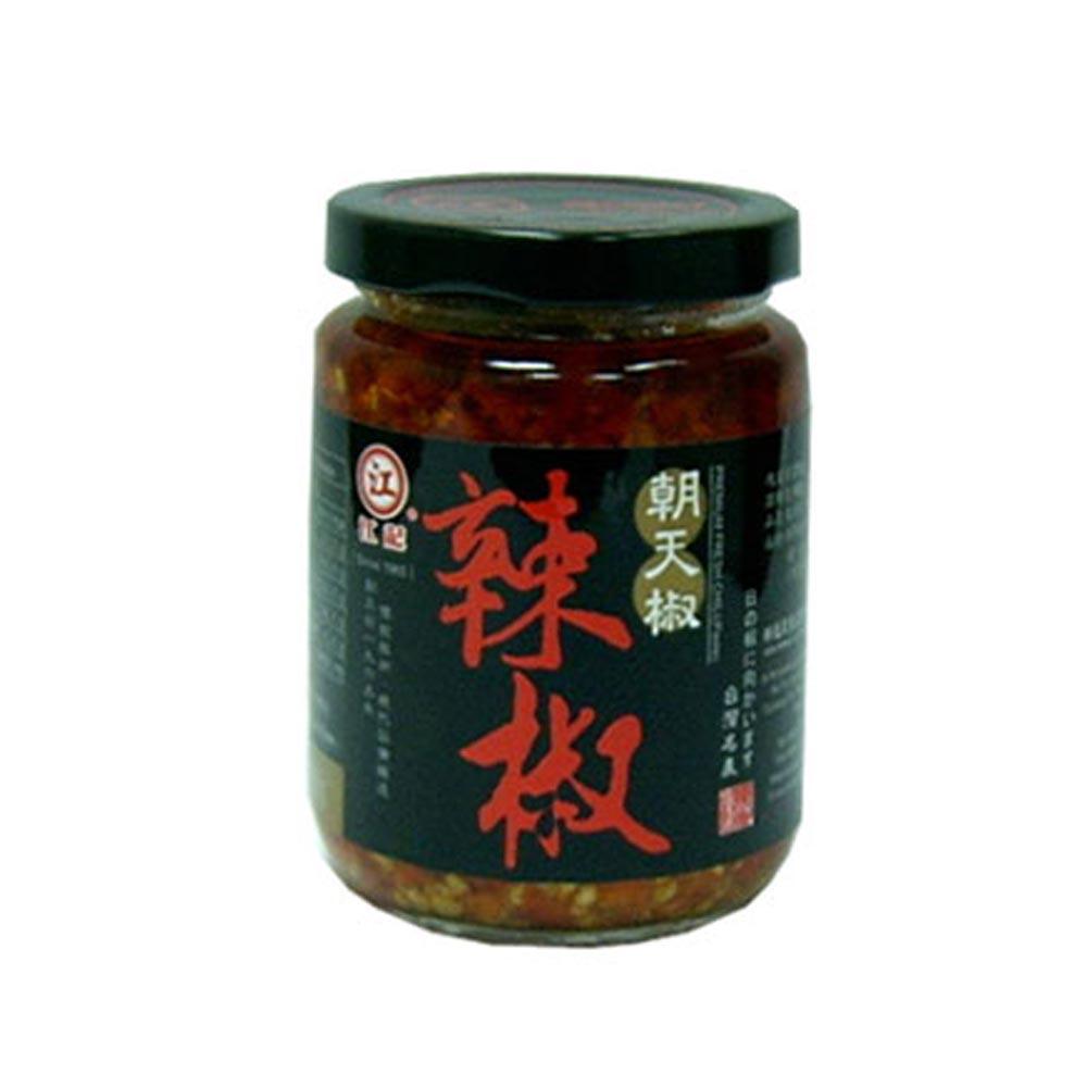 江記 朝天椒辣椒罐(210g)