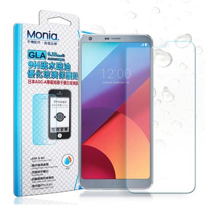 MONIA LG G6 / LGH870M 日本頂級疏水疏油9H鋼化玻璃膜