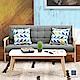 漢妮Hampton文森休閒沙發三人椅 product thumbnail 1