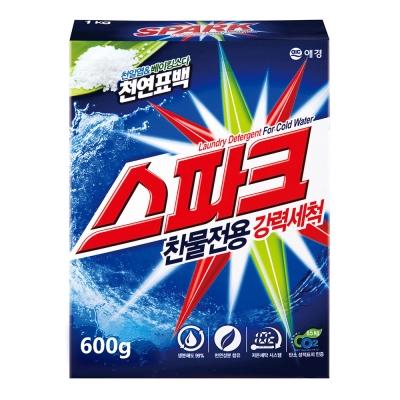 韓國AK SPARK洗衣粉(冷水強效)600g