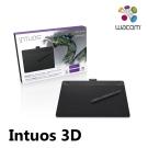 (福利品) Wacom Intuos 3D 創意觸控繪圖板 Medium (經典黑)