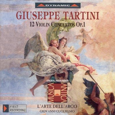 塔替尼-小提琴協奏曲-第四集-3CD