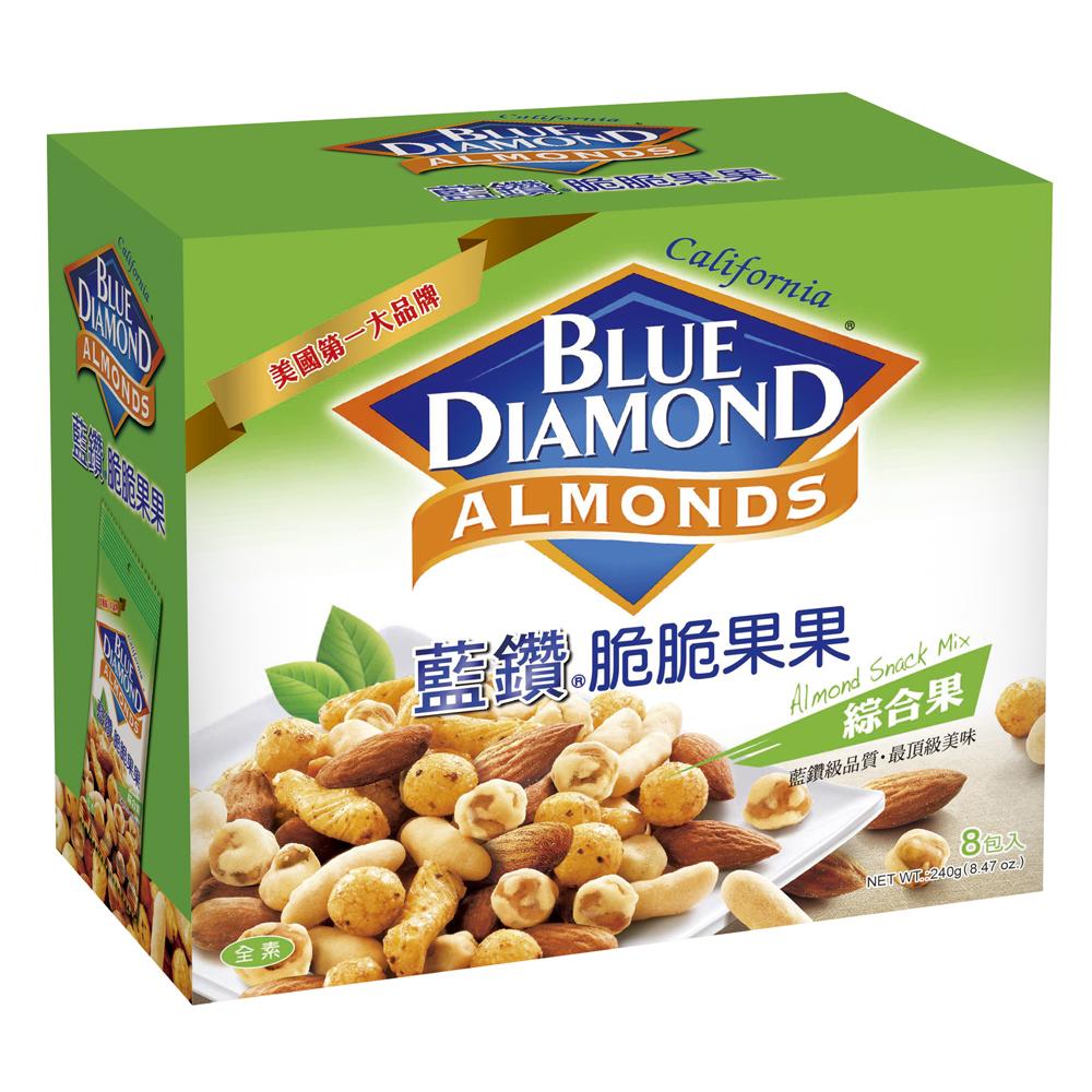 藍鑽 脆脆果果綜合果(240g)