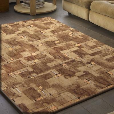 范登伯格 - 朝暘 進口地毯-星辰 (咖) (中款-150x200cm)