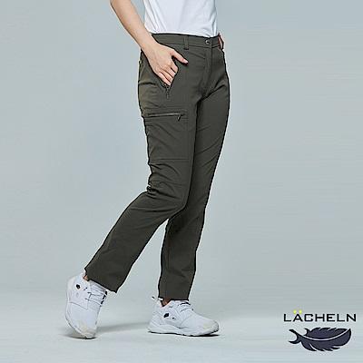 【LACHELN】多口袋休閒長褲(L81W702)