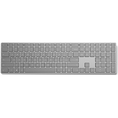 Microsoft 指紋辨識時尚鍵盤