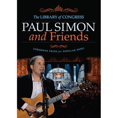 保羅賽門與好友們真情獻唱 DVD