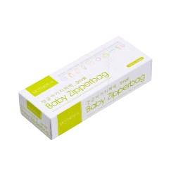 MOTHERK寶寶抗菌儲存袋-S(15cmx14cm,15入/盒)