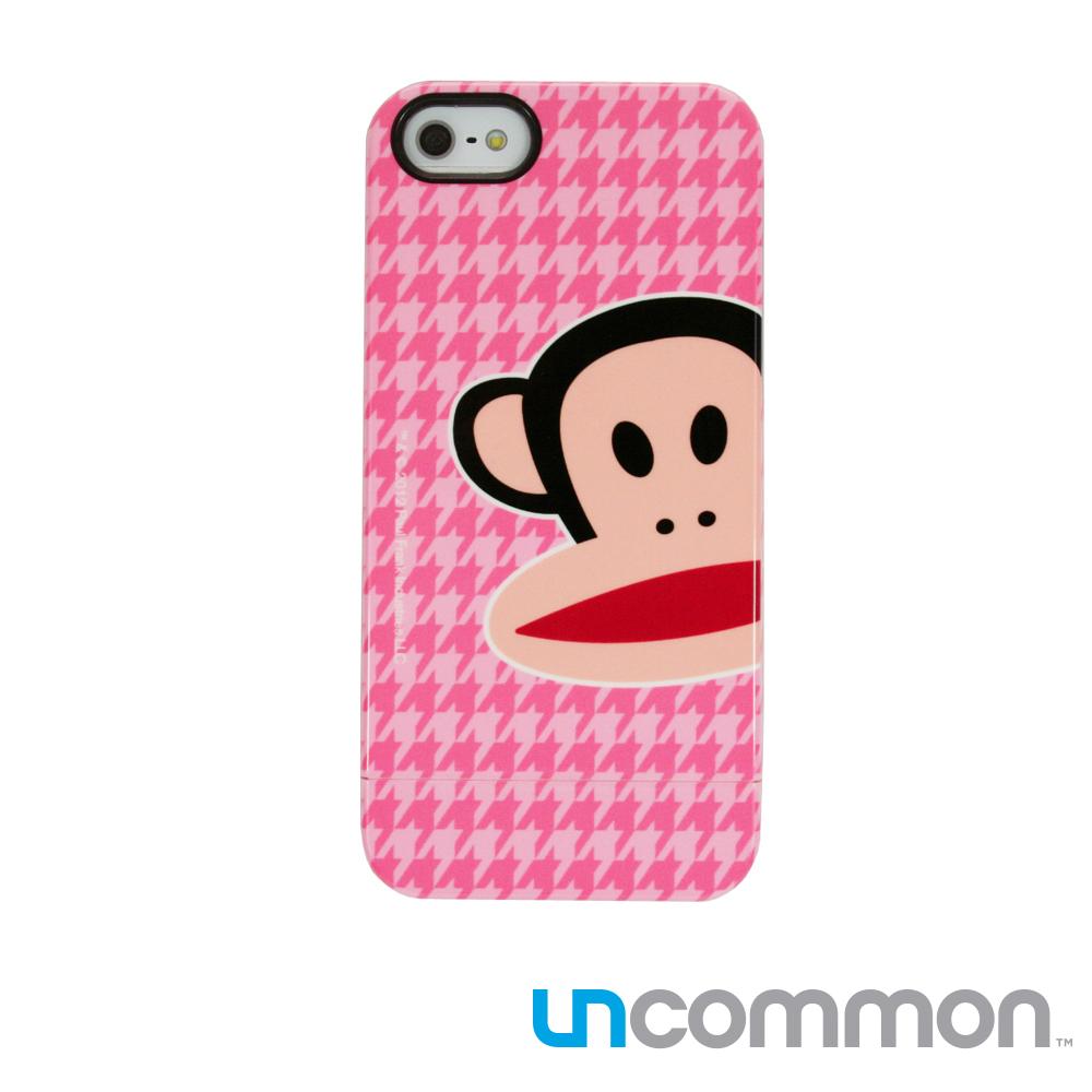 Paul Frank iPhone5/5S/SE手機殼-Zoom Julius HT Pink