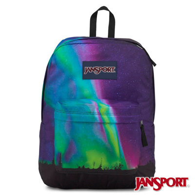 JanSport -HIGH STAKES系列後背包 -極光
