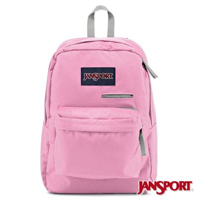 JanSport -DIGIBREAK系列後背包 -淺粉紅