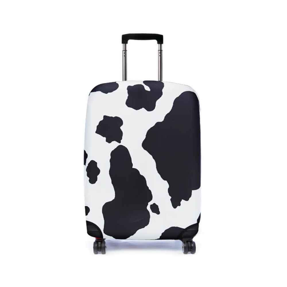 Bibelib 行李箱套 -瑞士乳牛(適用26-31吋行李箱)