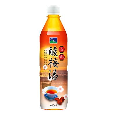 《悅氏》淡水酸梅湯 (600ml X 24入)