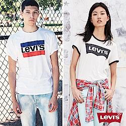 LEVI'S經典logo設計T恤
