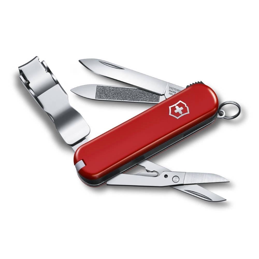 VICTORINOX瑞士維氏 迷你8用指甲剪瑞士刀