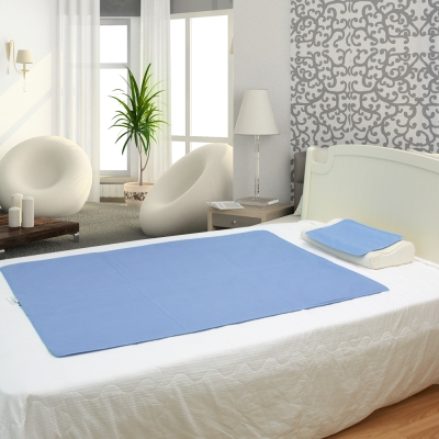 賽凡絲 冷凝膠涼墊組(1枕+1床)