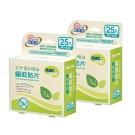 【麗嬰房】nac nac 12小時長效型防蚊貼片 25入 (2盒)