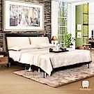 漢妮Hampton路易士系列6尺被櫥式雙人床