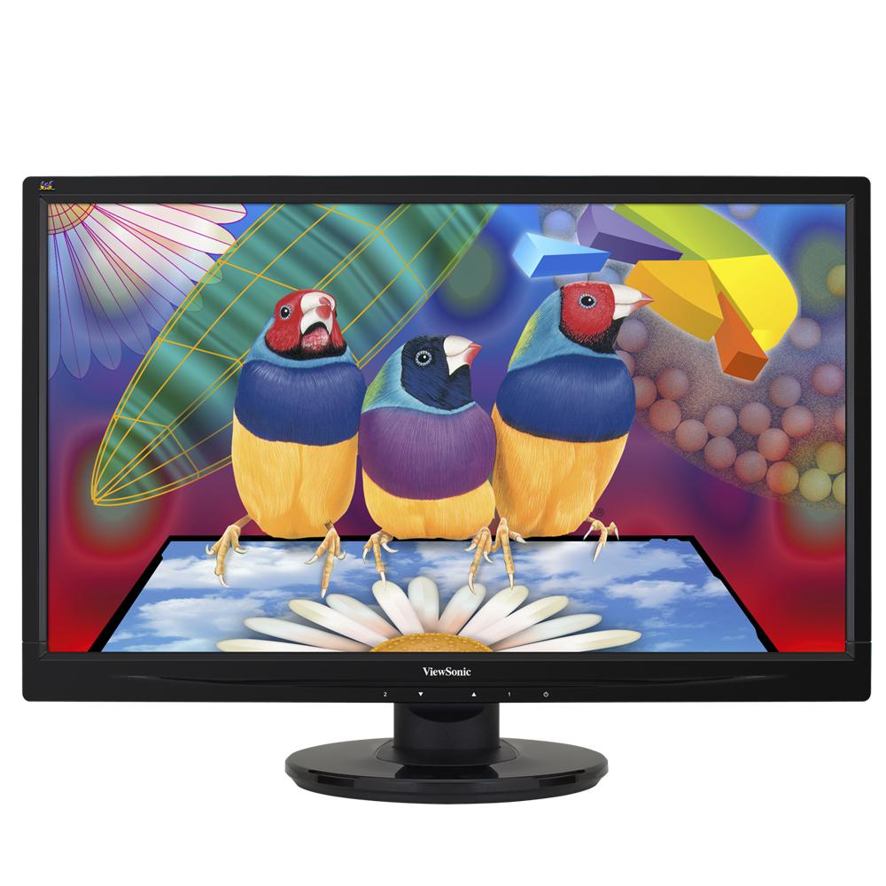 ViewSonic VA2445M 24型 高對比電腦螢幕