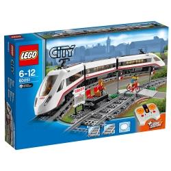 LEGO 高速旅客列車