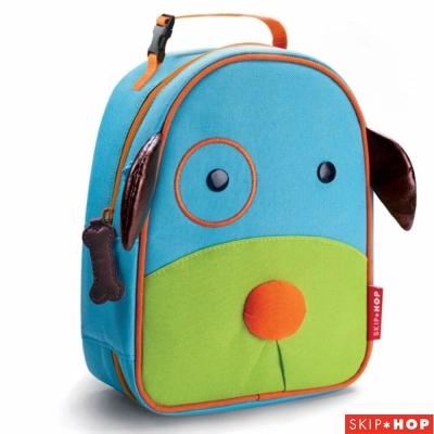 Skip Hop 聰明狗款動物野餐保溫袋