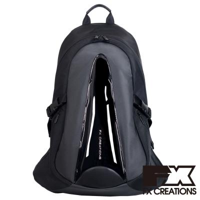 FX CREATIONS-LJB系列-後背包-黑 LJB21348-01