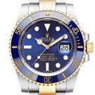 ROLEX 勞力士 Submariner 116613LB 陶瓷圈藍水鬼腕錶-40mm
