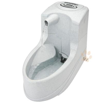 美國Drinkwell 好好喝迷你寵物瀑布噴泉1.2公升 1入