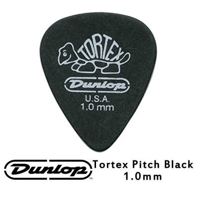 JIM DUNLOP JDGP-488R 1.0mm 吉他彈片 10片包裝