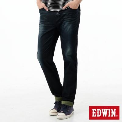 EDWIN-AB褲-迦績褲JERSEYS雙色牛仔褲-男-黃色